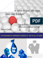 Investment Opportunities in Mutual Funds
