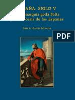 España Siglo v. Dinastía Goda
