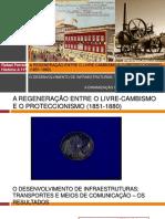95883991 a Regeneracao Entre o Livre Cambismo e o Proteccionismo