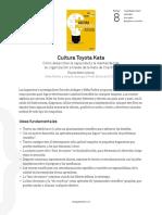 Cultura Toyota Kata Rother Es 34364