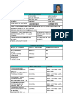 Ficha Tecnica David Buque PDF