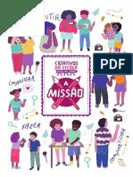 Projeto MissaoCriativos Manual Cor Capa
