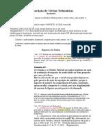 Repartição de Verbas Tributarias- Diretas e Indiretas(Art.158 e 159 CF)