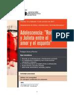 Adolescencia Romeo y Julieta entre el amor y el espanto.pdf