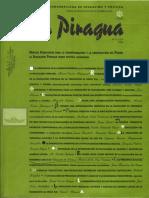 La Piragua 12 y 13, año 1996