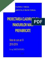 Curs 9 Structuri Prefabricate