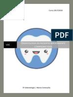 Odontologiìa en pacientes medicamente comprometidos 2017-2018 (1)