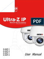 IP PTZ Manual All Models