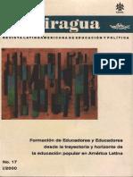 La Piragua 17, mayo 2000
