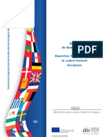 Ghidul de Bune Practici in Expertiza Judiciara Civila in Cadrul Uniunii Europene