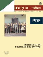 La Piragua 22, año 2005