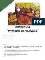 Rev Oriental