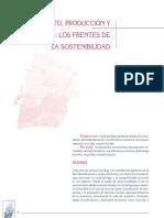 PRODUCCIÓN Y LAS FUENTES DE SOSTENIBILIDAD