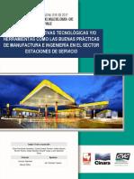 Plan de Alternativas Tecnológicas Para El Sector de Estaciones de Servicio