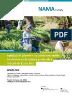 Informe Genero e Inclusion de Jovenes en El Sector Cafe Web