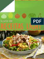 Cozinha Como Chef - Livro Receitas Light