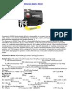 Super Winch 1450200 S5000 Series Master Winch