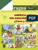 La Piragua 25, año 2007