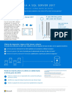 SQL Server Migration Offer Datasheet ES-ES