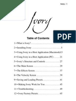ivory 2 piano mac torrent