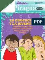 La Piragua 31, año 2009