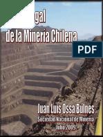 Marco Legal de la Mineria Chilena