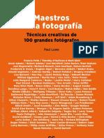 Maestros de la fotografia