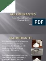 Aglomerantes Clase 1