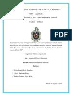 Trabajo Final de Dididactica Experimental de Josue Mejia
