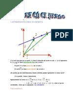 Matematicas Resueltos (Soluciones) La Recta en El Plano Nivel I 1º Bachillerato