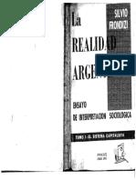La realidad argentina