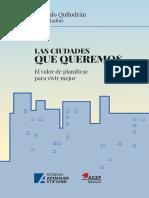 Las Ciudades Que Queremos Quilodran