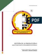 Gestión de La Producción II (ERP) 1