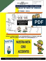 CHARLAS DE SEGURIDAD