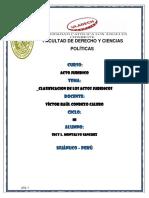Clasificacion Del Acto Juridico.woor