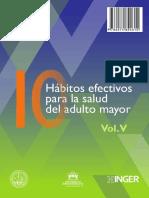 10HABITOS_ Para Envejecimiento Saludablke