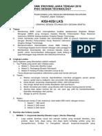 LKS-Graphic Design Technology 2019 Jawa Tengah+modul 3