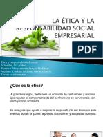 Actividad 11.-La Ética y La Responsabilidad Social Empresarial