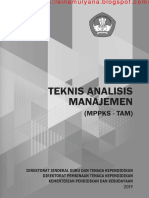 01. Teknik Analisis Manajemen