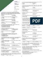 Paket b - Latihan Soal Prakarya Kelas 9 Pengolahan