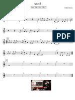 Anzol Radio Macau Partitura para Educacao Musical
