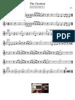 The Greatest - SIA - Partitura para Educacao Musical - Jose Galvao.pdf