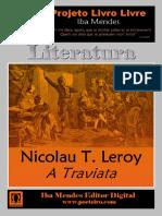 A Traviata - Opereta – Nicolau T. Leroy – IBA MENDES