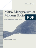 Clarke 1991 From Marginalism to Modern Sociology