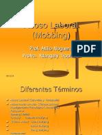 Acoso Laboral (Mobbing)