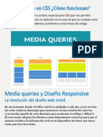 Media Queries en CSS