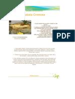 Batata Cremosa