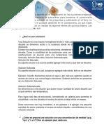 Cuestionario Quimica Ambiental