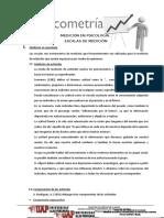 Tema Vii - Medición en Psicología