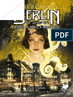 Call of Cthulhu 7 -Berlin - The Wicked City